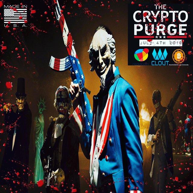 THE CRYPTO PURGE