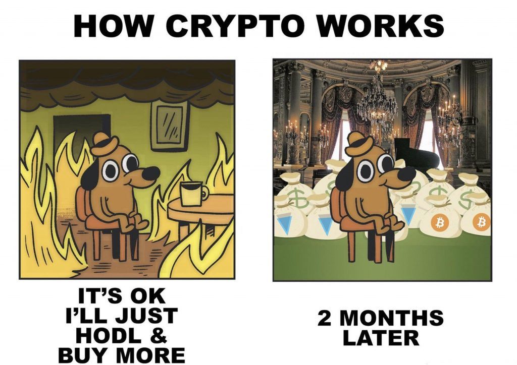 HOW CRYPTO WORKS