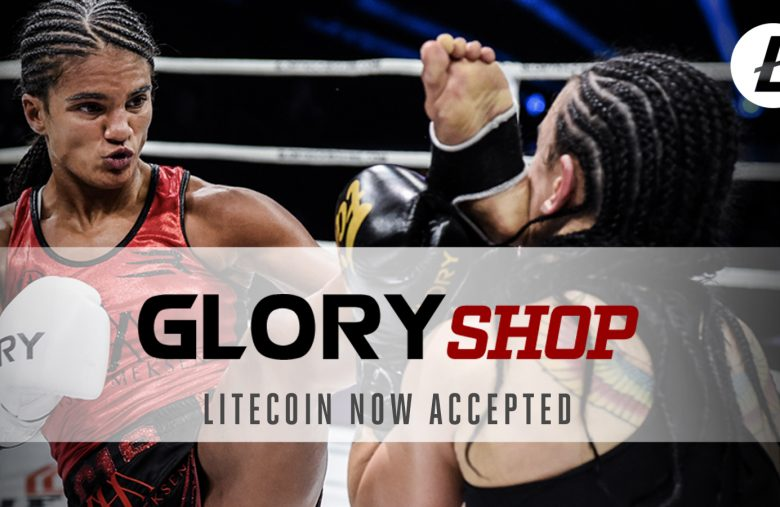 Litecoin (LTC) will be the Official Cryptocurrency of the Glory Kickboxing League