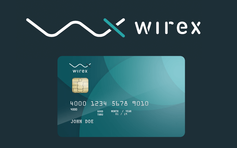 Wirex Crypto Debit Card adds 10 National Currencies