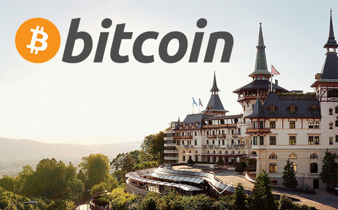 The 5-star Swiss hotel The Dolder Grand will accept payments in Bitcoin