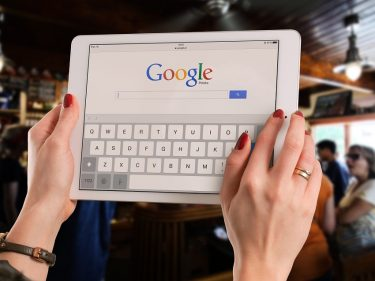 The number of searches for the word Bitcoin on Google is increasing