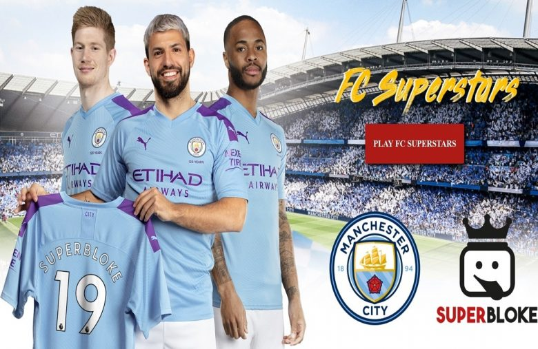 Manchester City (Man City) has announced a partnership with a Blockchain startup Superbloke