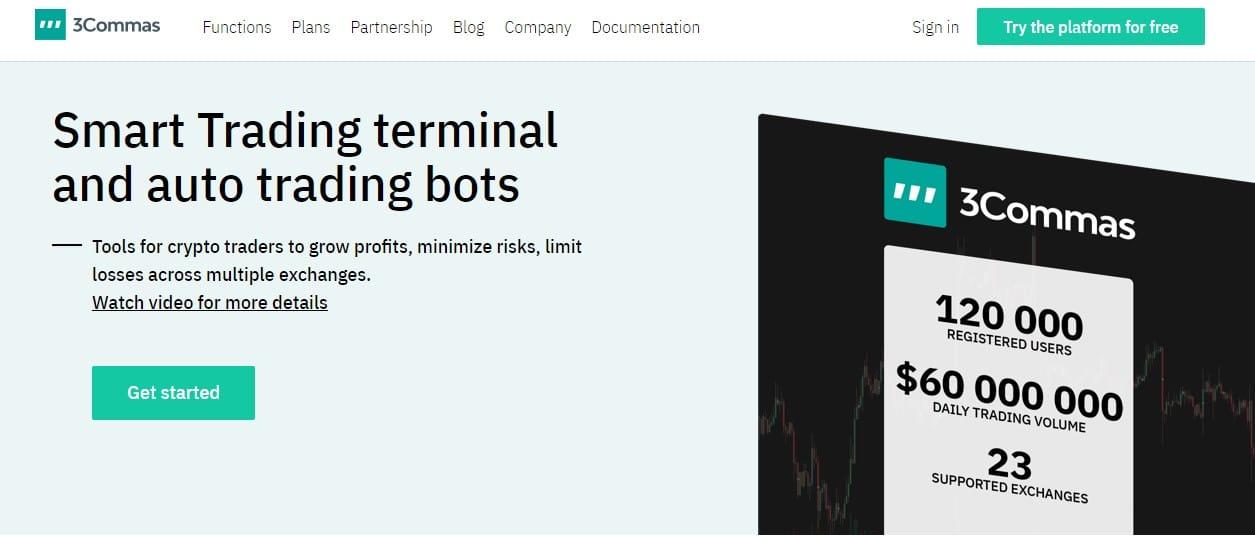 3commas crypto trading bot