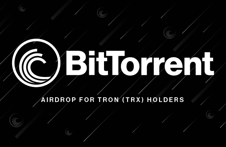 BitTorrent announces a new BTT token airdrop for Tron TRX token owners on November 11, 2019