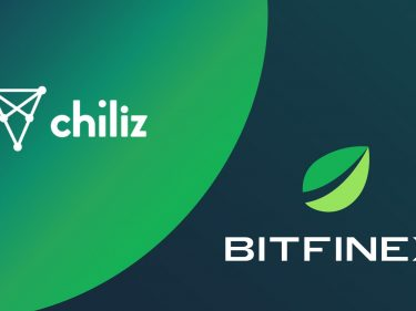 Crypto exchange Bitfinex will list the cryptocurrency Chiliz CHZ on November 15, 2019 at 11.00 UTC