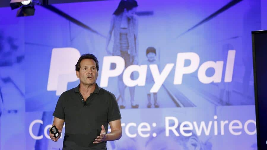 Dan Schulman, the CEO of PayPal, said he holds only Bitcoin BTC as cryptocurrency