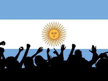 bitcoin trading volume in argentina going up