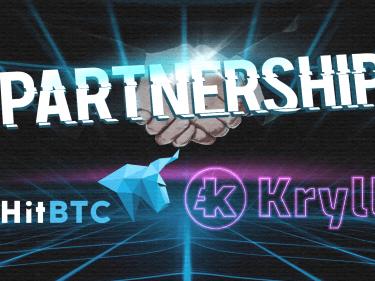 Crypto exchange HitBTC lists the cryptocurrency KRYLL (KRL)