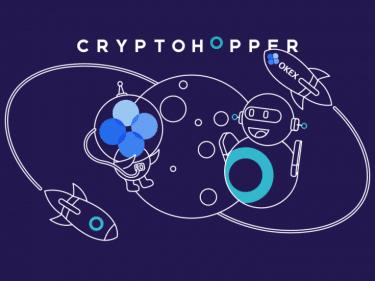 Cryptohopper crypto bot announces partnership with OKEx trading platform