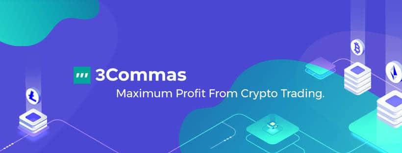 3commas Binance crypto trading bot