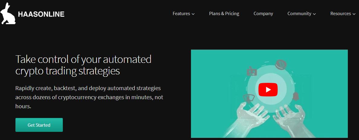 Crypto bot Haasbot 2020