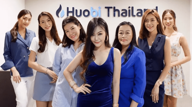 Huobi Thailand launches to buy Bitcoin with Thai Baht