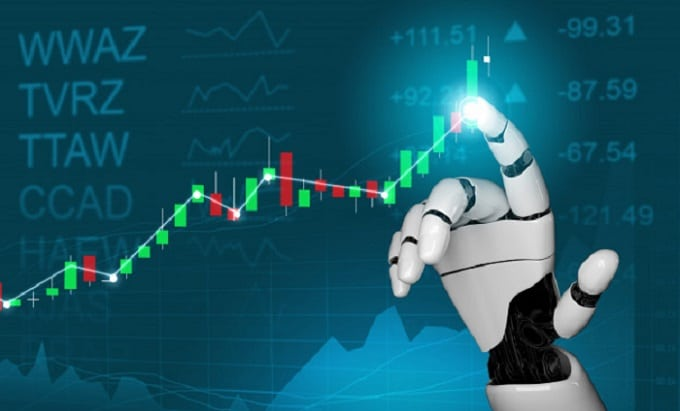 The Coronavirus Covid19 crisis and the volatility of the financial markets are causing a sharp increase in the use of trading bots