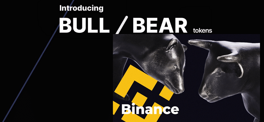 Binance leveraged tokens trading with a Bitcoin bot or crypto trading bot