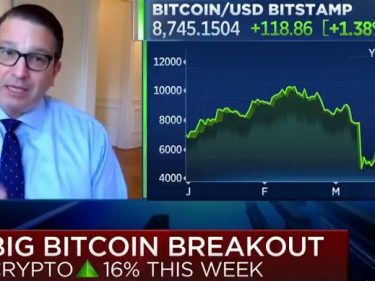 Brian Kelly and CNBC Fast Money talk about Bitcoin a few days before the BTC halving