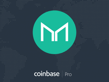 Cryptocurrency Maker (MKR) arrives on Coinbase Pro on June 8, 2020