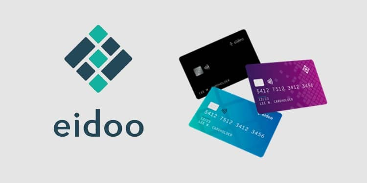 Eidoo Bitcoin debit card will be issued by Visa