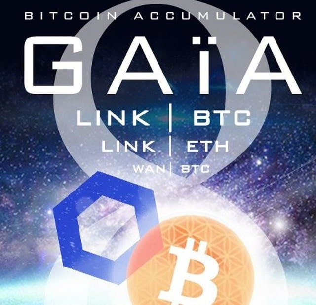 Gaia trading strategy on kryll