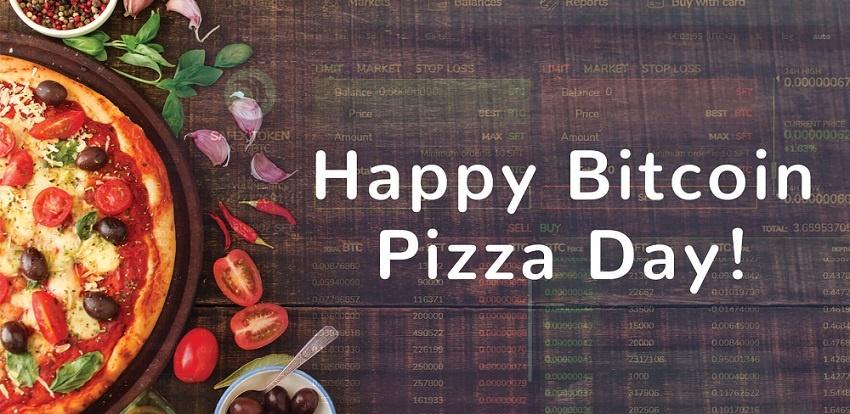 Happy Bitcoin Pizza Day