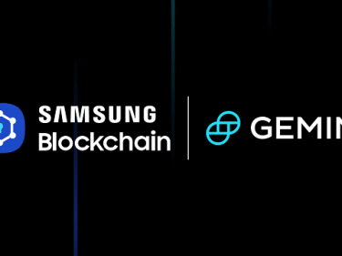 Samsung Blockchain Wallet integrates Gemini Bitcoin exchange