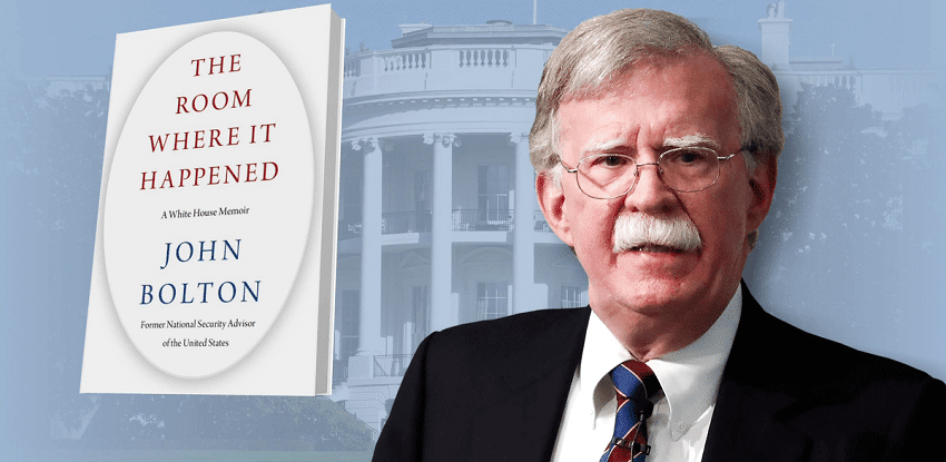 According john Bolton's book, Donald Trump has been on a crusade against Bitcoin since 2018