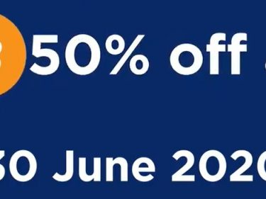 Buy Bitcoin BTC with 50% discount on June 30, 2020