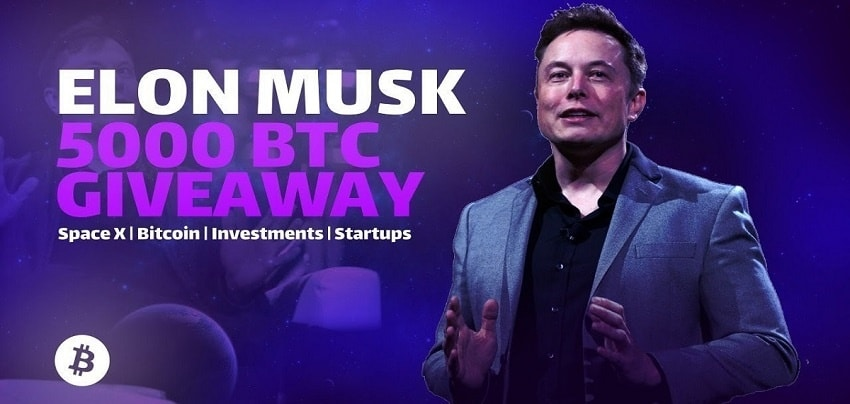 Elon Musk Bitcoin scam on Youtube pays big