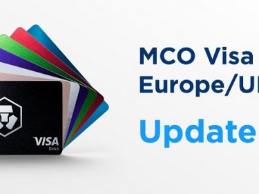 MCO Bitcoin debit cards have been reactivated