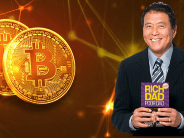 The author of the book Rich dad, Poor dad, explains why he buys Bitcoin