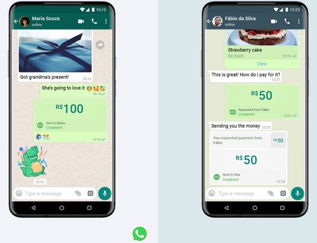 WhatsApp launches digital payments in Brazil with Facebook Pay