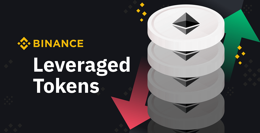 New Ethereum leveraged tokens on Binance ETHUP and ETHDOWN