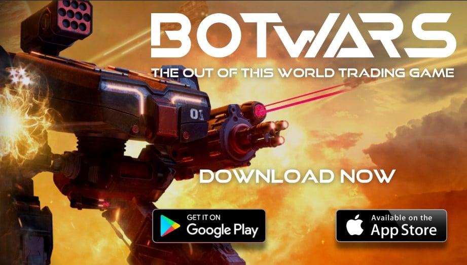 botwars crypto trading game