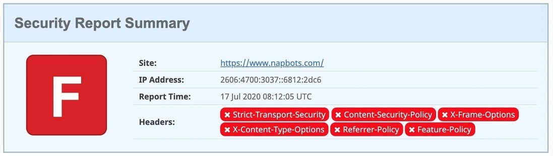 napbots copy trading security test