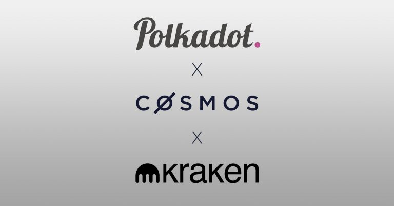 Kraken offers 12% interest for Polkadot (DOT) staking and 7% for Cosmos (ATOM)