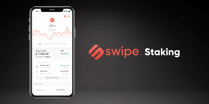 Swipe staking (SXP) is coming to Binance