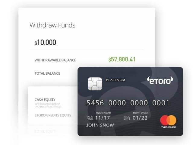 eToro acquires Marq Millions to launch its bank debit card