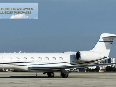 Aviatrade allows you to buy a private jet and pay in Bitcoin