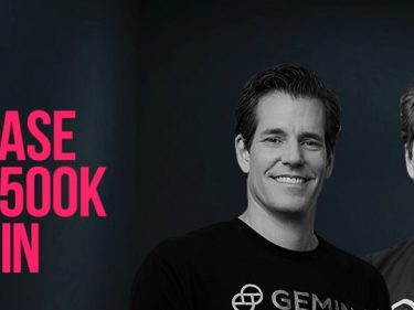 A Bitcoin price of at least $500,000 predict Tyler and Cameron Winklevoss