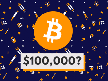 Bitcoin BTC price on its way to $100,000 according to latest Bloomberg report