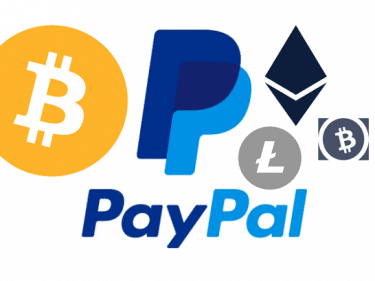 PayPal to Offer Bitcoin, Ethereum, Bitcoin Cash and Litecoin Cryptocurrencies to its 346 Million Users