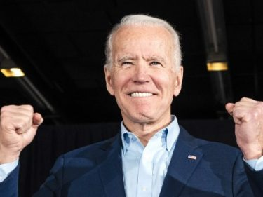 Joe Biden elected new president of the United States, Bitcoin price drops by $1,000