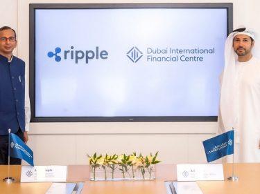 Ripple (XRP) opens regional office in Dubai