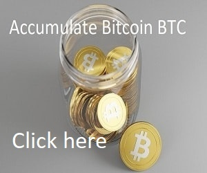 Accumulate bitcoin btc now