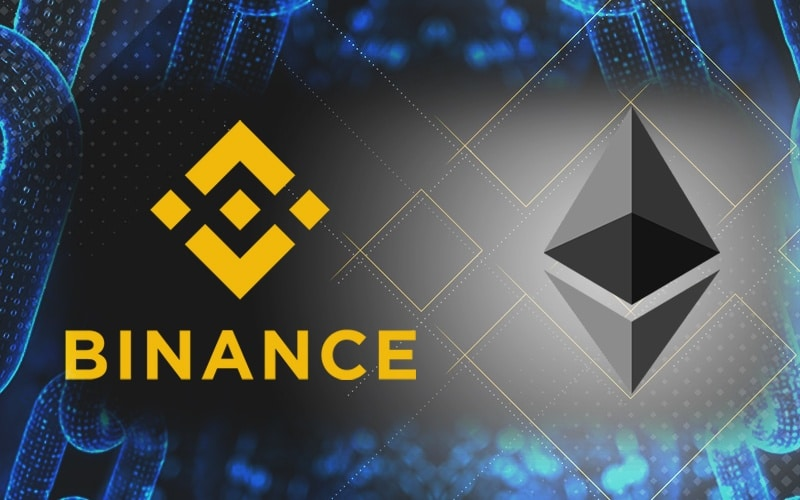 Binance launches its Ethereum ETH 2.0 staking platform