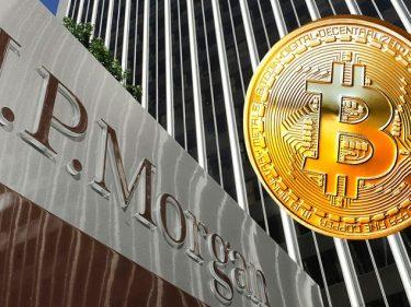 US bank JPMorgan plans $600 billion demand for Bitcoin