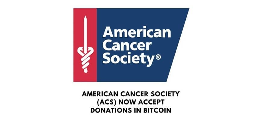 Launch of the first cancer fund financed by donations in Bitcoin and crypto-currencies