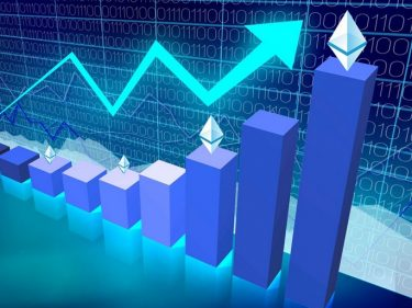 The Ethereum (ETH) price above 1000 dollars