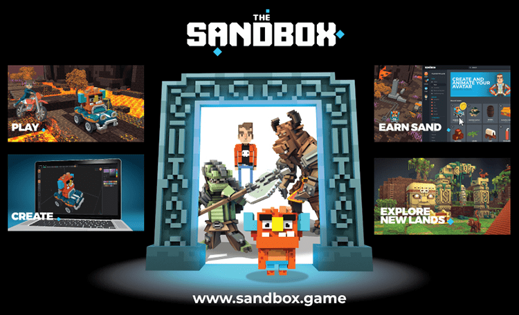 invest in the sandbox in 2021