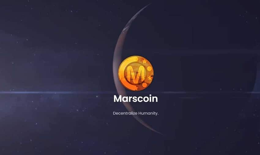 Elon Musk talks about launching a MarsCoin cryptocurrency, a token of the same name has seen its price rise by 2500%